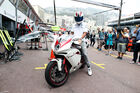 Die Bikes der F1-Piloten