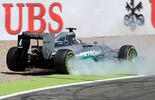Lewis Hamilton - GP Deutschland - Crashs 2014