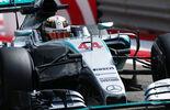 Lewis Hamilton - Mercedes - Formel 1 - GP Bahrain - 17. April 2015