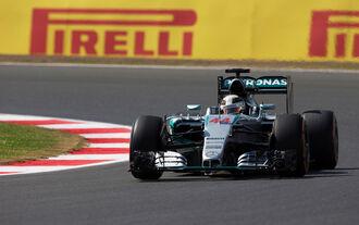 GP England 2015 (Qualifying)