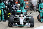 Rennanalyse GP England 2015