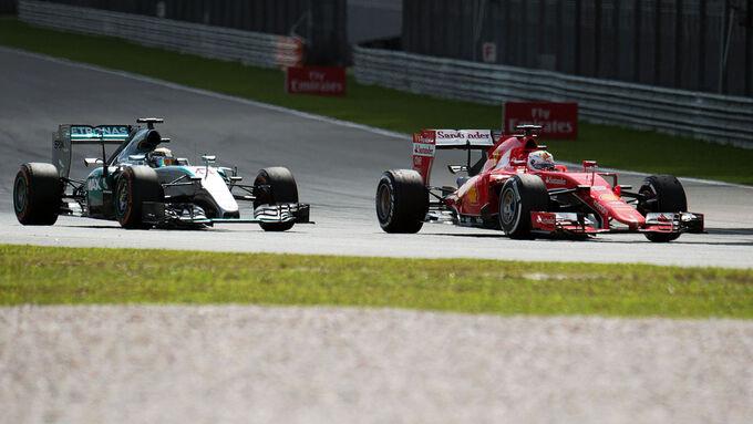 Rennanalyse GP Malaysia 2015