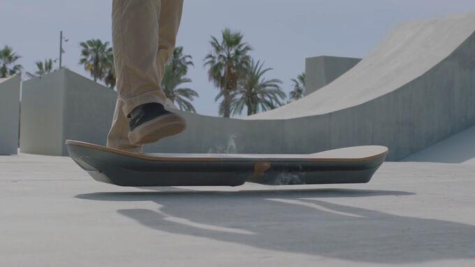 Lexus Hoverboard, Schwebeboard, Back to the Future