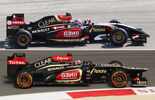 Lotus E22 - Technik-Analyse 2014