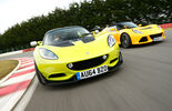 Lotus Exige S Roadster Automatic Option, Lotus Elise S Cup,