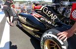 Lotus - Formel 1 - GP Russland - Sochi - 9. Oktober 2014