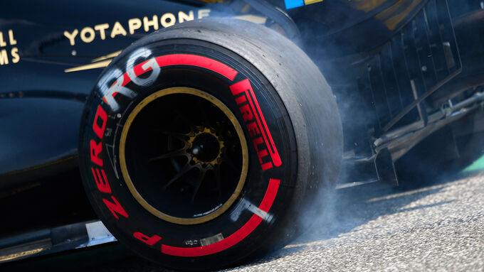 Streit um Pirelli-Reifentest