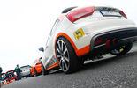 MTM Audi A1 Nardo Edition 0-300-0 Beschleunigungs-  Bremsduell