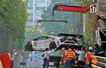 Macau Grand Prix, Unfall, Rennwagen