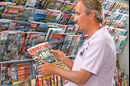 Magazinrecherche: Wunschliste festlegen