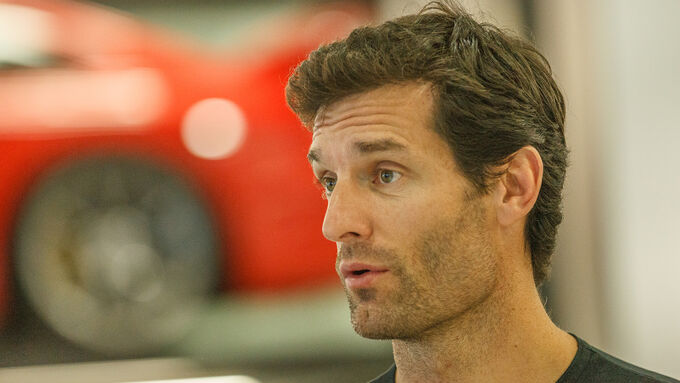 Mark Webber im Interview