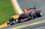 Mark Webber - Red Bull - Formel 1 - GP Belgien - Spa-Francorchamps - 24. August