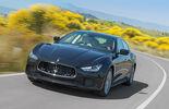 Maserati Ghibli Diesel, Frontansicht