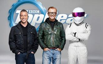 Matt LeBlanc wird Top Gear-Moderator, Chris Evans, BBC