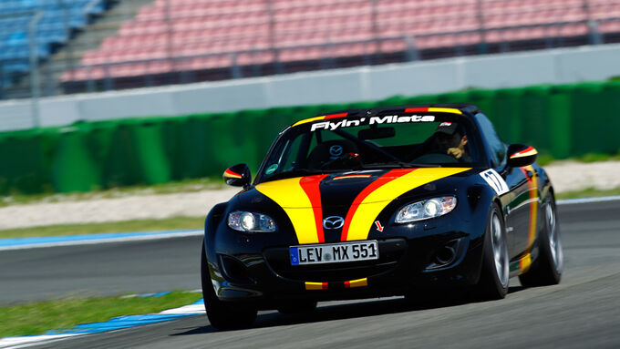 Mazda MX-5 Open Race Edition Flyin Miata
