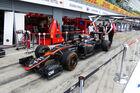 Fotos GP Italien (Donnerstag)