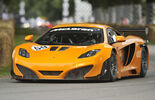 McLaren MP4-12C GT3 - Goodwood 2011