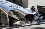 McLaren Nase - Crash - Formel 1 - Test - Bahrain - 2014