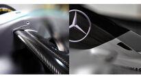 Mercedes AMG W05 - Teaser