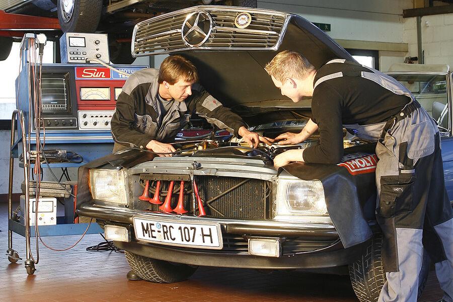 Mercedes Sl R C107 Tipps Und Tricks Zur 107er Baureihe