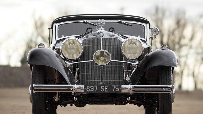 Mercedes-Benz 500/540 K Cabriolet