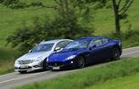 Mercedes-Benz E 500 Coupé, Maserati Gran Turismo S