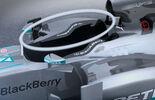 Mercedes - Cockpitschutz