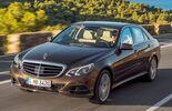 Mercedes E 300 Bluetec Hybrid, Frontansicht