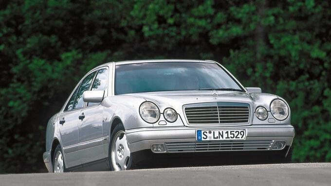 Mercedes Benz  D Baureihe W  Baujahre