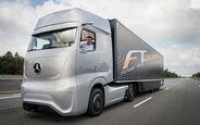 Mercedes Future Truck