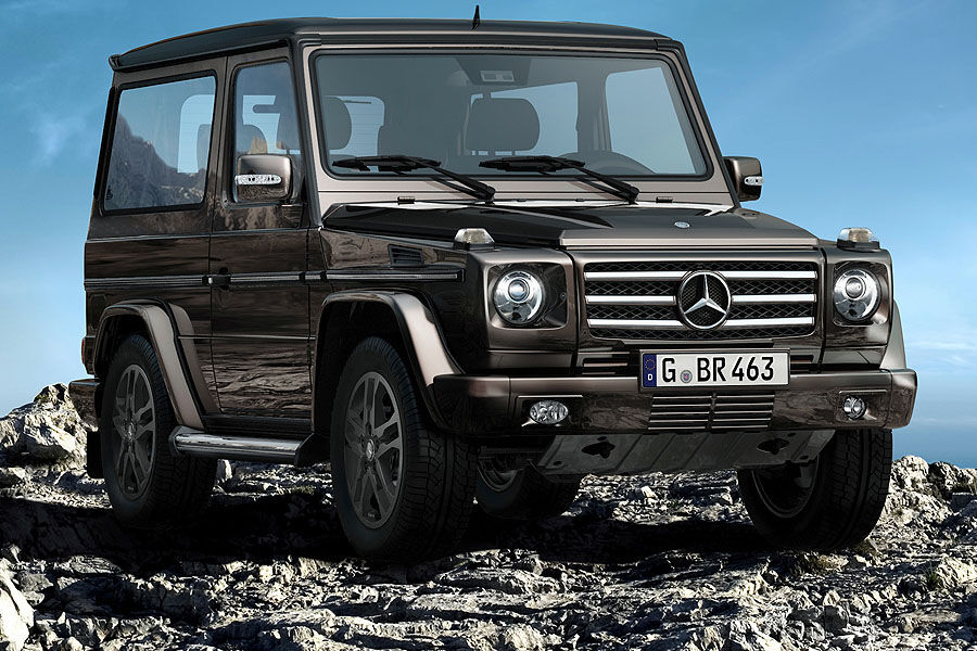 mercedes g modell wird eingestellt ende legende f r den kurzen g auto motor und sport. Black Bedroom Furniture Sets. Home Design Ideas