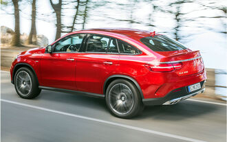 Mercedes GLE 450 AMG Coupé 4MATIC