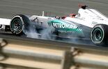 Mercedes GP Bahrain 2012