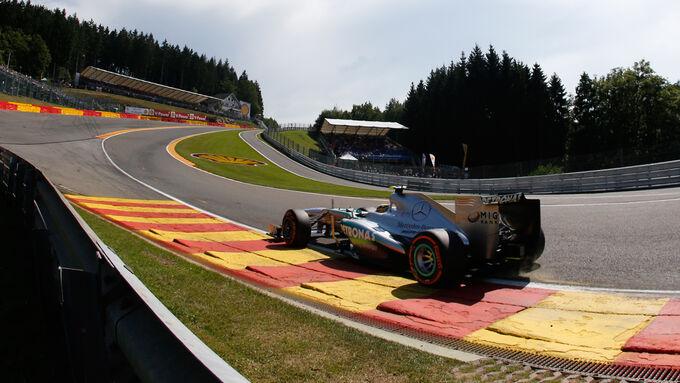 Vorschau GP Belgien 2014