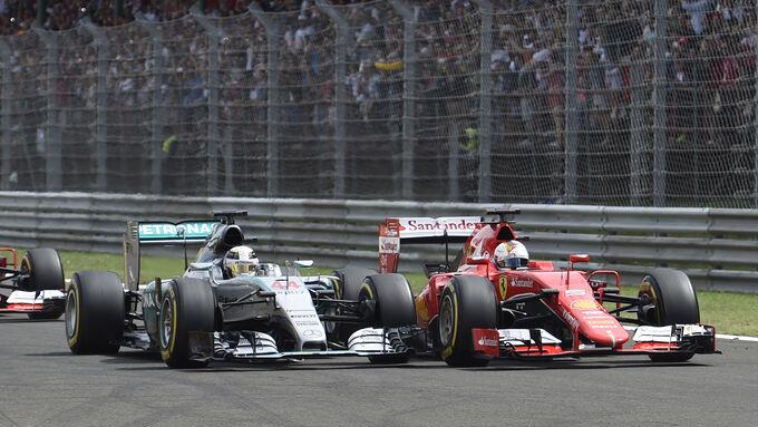 Wichtiger Erfolg für Ferrari