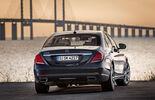 Mercedes S 500 Plug-in-Hybrid lang, Heckansicht