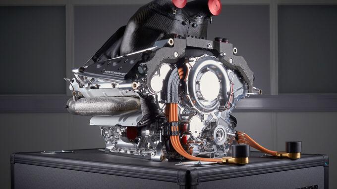 Das perfekte Formel 1-Motorreglement