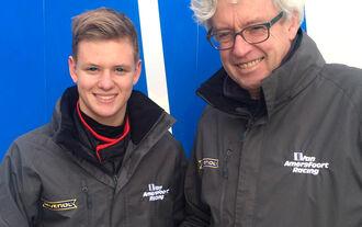 Mick Schumacher Frits van Amersfoort - 2015