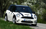 Mini John Cooper Works Clubman, Frontansicht