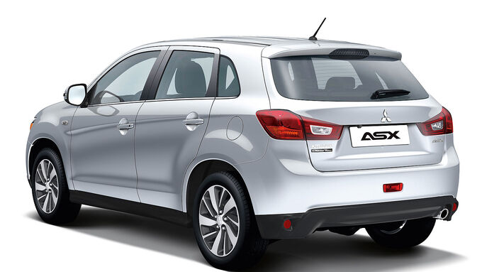 Mitsubishi ASX Klassik Kollektion Sondermodell