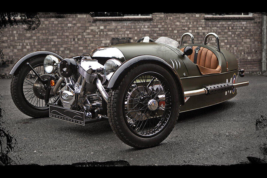 Dreirad Mit Motor Dreirad Mit Harley-motor