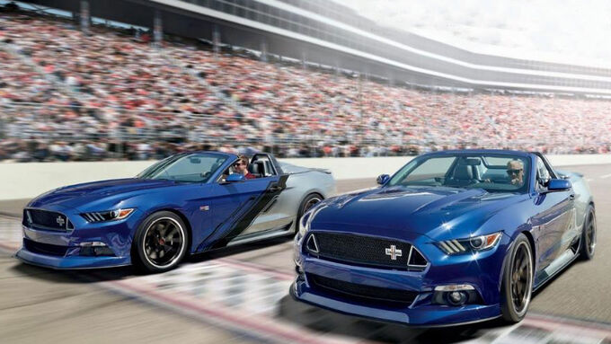 Neiman Marcus Ford Mustang Cabrio