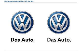 Neue VW Schrift