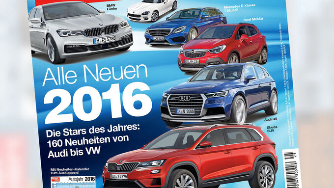 Neues Heft auto motor und sport, Ausgabe 25/2015, Vorschau, Preview