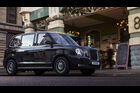 New London Taxi TX5 Elektroantrieb