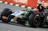 Nico Hülkenberg - Force India - GP Singapur 2014