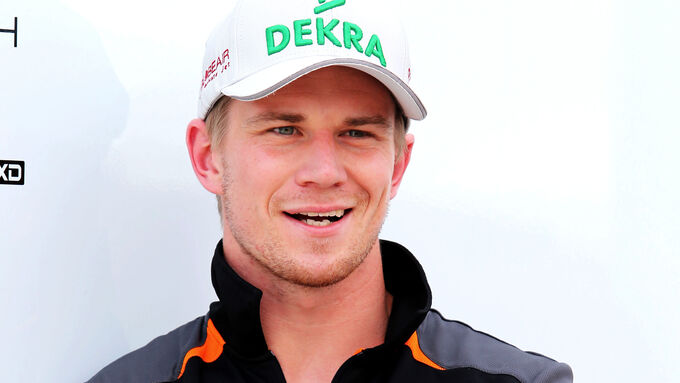 Hülkenberg bleibt bei Force India