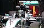 Nico Rosberg - Mercedes - Formel 1-Test - Barcelona - 19. Februar 2015