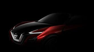Nissan Crossover Concept IAA 2015