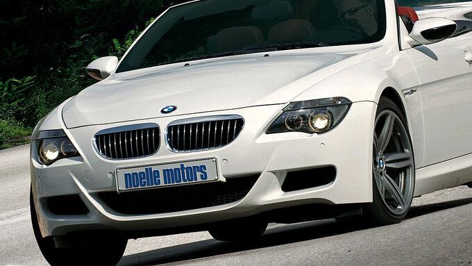 Noelle Motors BMW M6 Cabrio